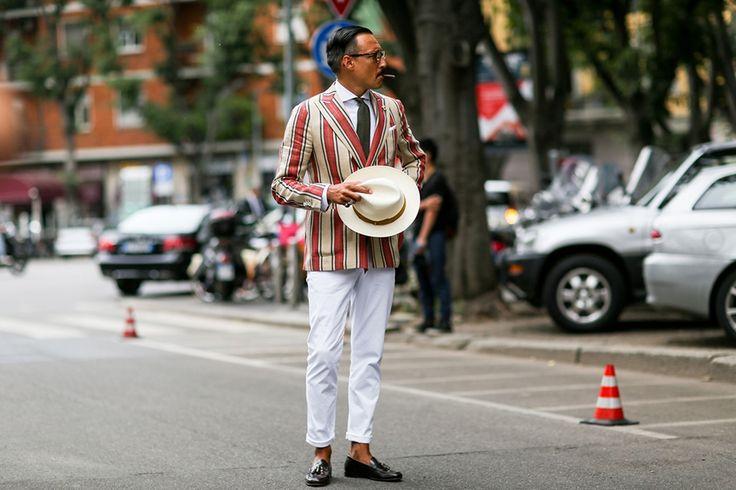 Vogue Italia - MMFW 2014