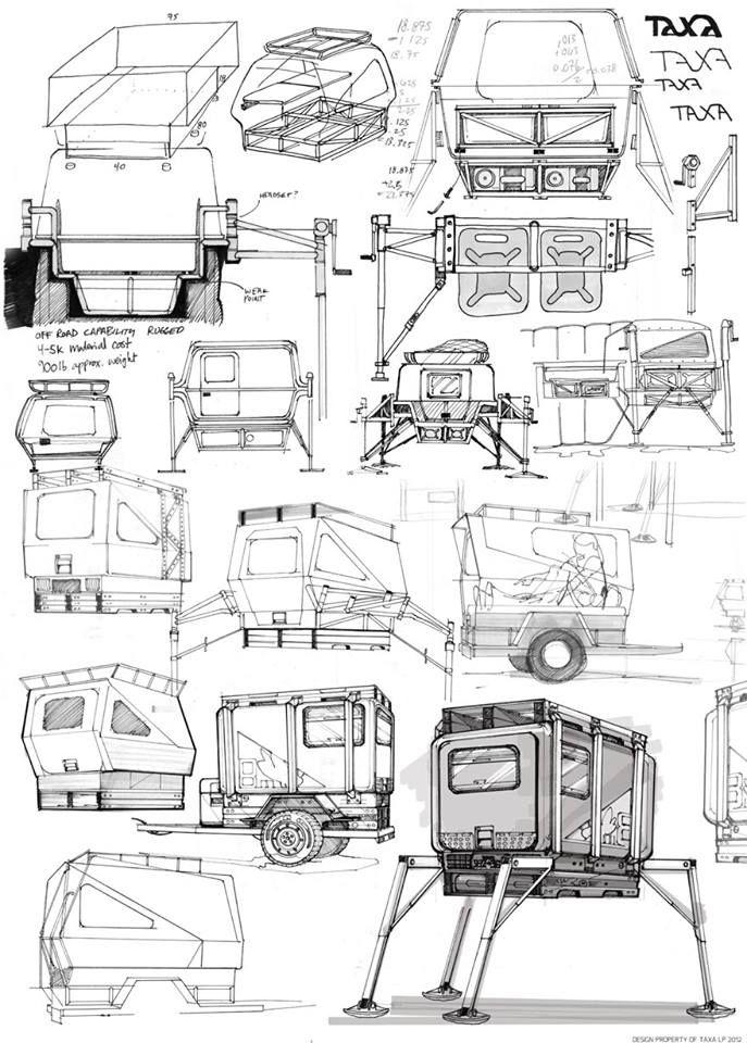 Les 25 meilleures idées de la catégorie Caravane eriba