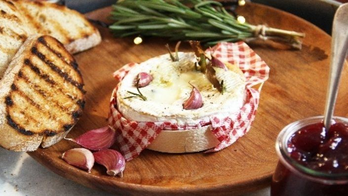 Look at this recipe - Edd Kimber's Baked Camembert - from Edd Kimber and other tasty dishes on Food Network.