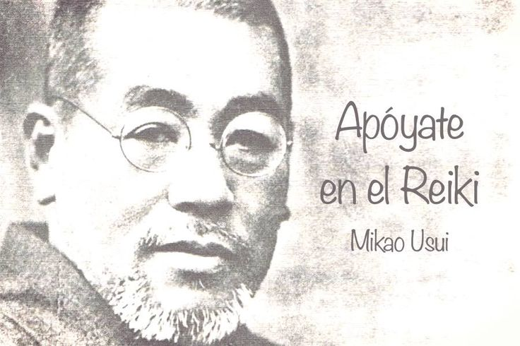 Mikao Usui nos explica que apoyándonos en el Reiki podemos... Más información…