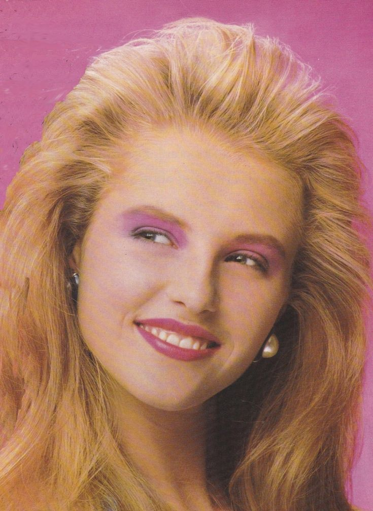 68 best images about 80s Hair + Makeup on Pinterest