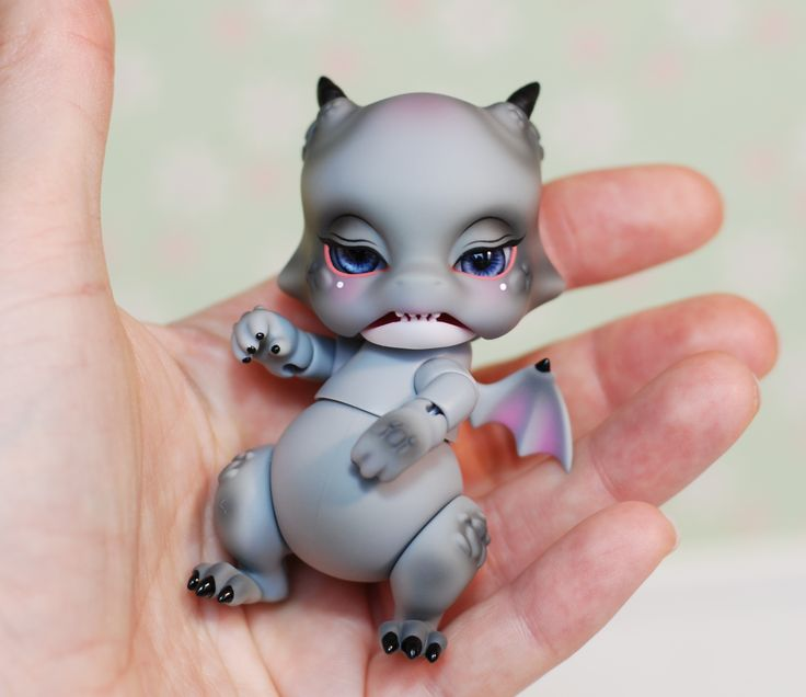Tiny Dragon bjd by Aileendoll Price 500euro + shipping