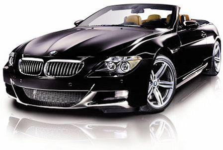 6-Series BMW.