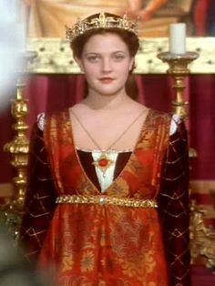 Drew Barrymore in Ever After - Google Search