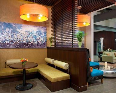 Hilton Garden Inn Pittsburgh-Downtown Hotel, PA - Dining Area | PA 15222