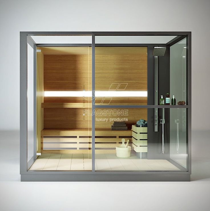 Sauna bio - ELEGANCE @ FLAGSTONE - smart products