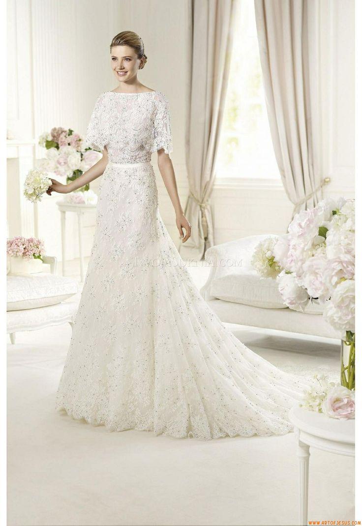 Wedding Dresses Pronovias Magots Elie by Elie Saab 2014