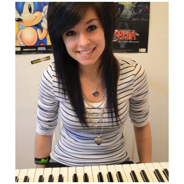 An image of Christina Grimmie ❤ liked on Polyvore featuring christina grimmie