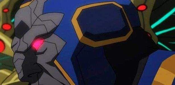 O vilão Darkseid (Steve Blum) lidera seu exército de Parademons em uma batalha contra os super-heróis mais poderosos do Universo DC na mais nova imagem da aguardada animação Justice League: War. O filme será baseado no arco da Liga da Justiça dos Novos 52, escrito por Geoff Johns e Jim Lee. Quando o poderoso Darkseid …