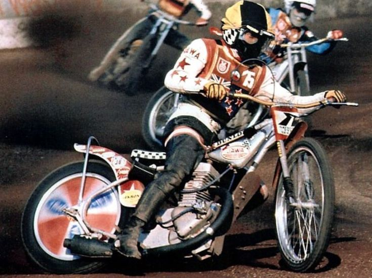 Dick fisher speedway rider ginger cunt hole