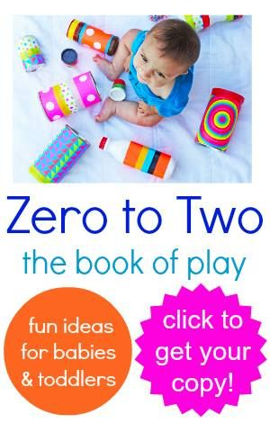 25 tried and tested ideas for babies and toddlers, and additional links to over 50 more activities. right at your finger tips!