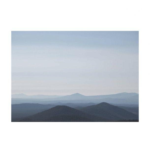 VisseVasse - Blue Hour - Plakat 50x70