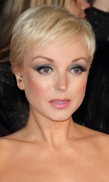 Helen George-Head Turning Short Haircuts l www.sophisticatedallure.com