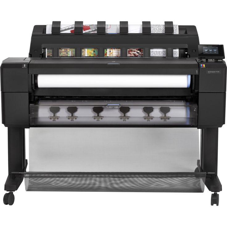"HP Designjet T1530 PostScript Inkjet Format Printer - 36"" Print, #L2Y24B#BCB"