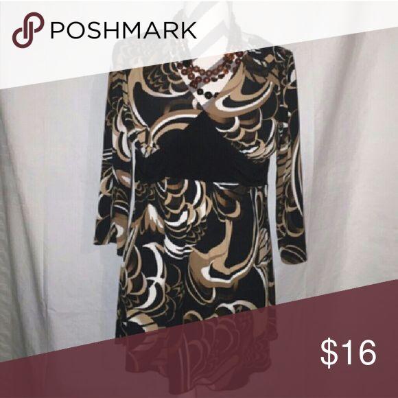Blouse Long sleeve Beautiful  multi  coloured  long sleeve V-Cut Blouse Tops Blouses