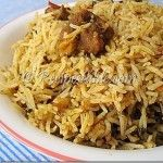 Kashmiri Chicken Pulao Recipe