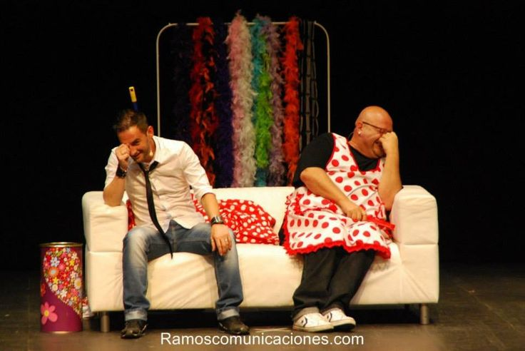 ENTREVISTA MANOLO MEDINA Y JAVIER VALLESPIN - 2 hombres solos sin punto com ni ná - TEATRO MARQUINA - Teatro - Planeta28