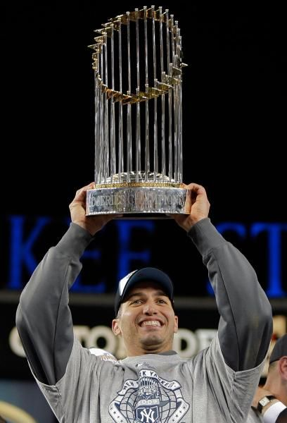 With over 250 wins and those five World Series titles, will Andy Pettitte enter the Hall of Fame? It's certainly up for debate, especially when he admitted to using HGH to recover more quickly from his 2004 elbow injury. (Elise Amendola/AP)