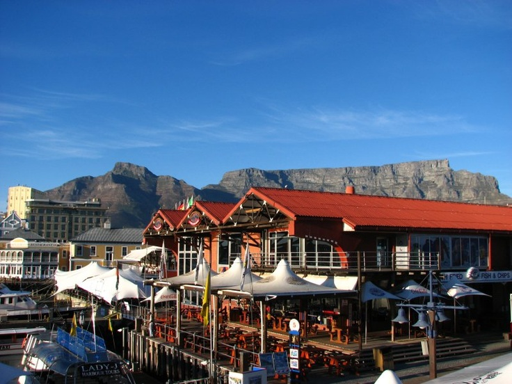 Quay 4, Waterfront, Cape Town, South Africa