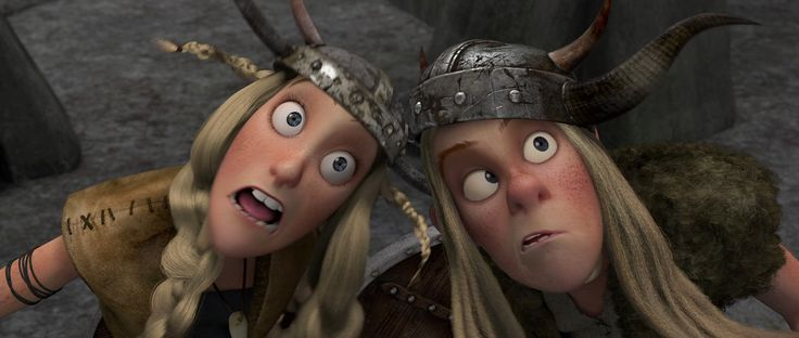 how to train your dragon 2 cast twins