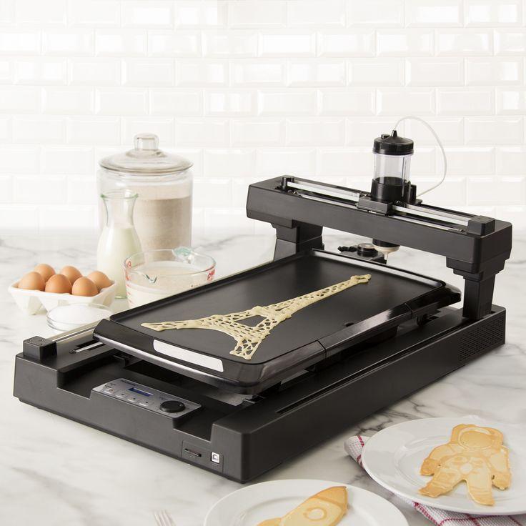 PancakeBot 2.0-Black