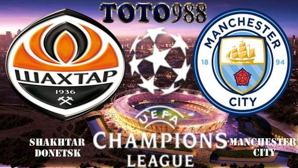 Prediksi Bola Jitu Shakhtar Donetsk VS Manchester City 7 Desember 2017