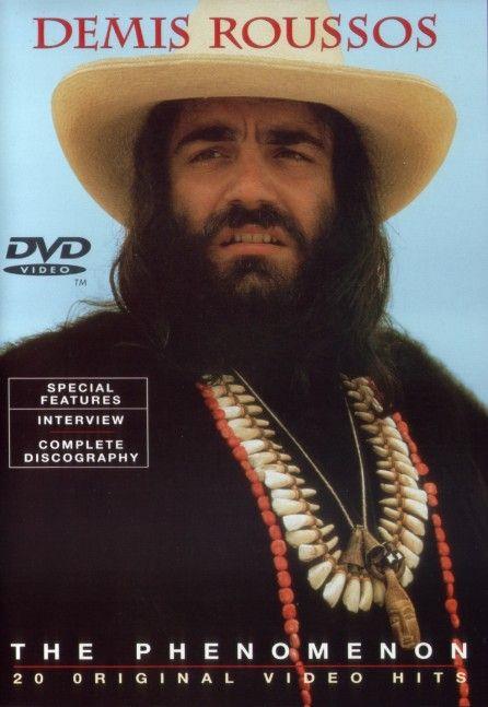 Demis Roussos the Phenomenon DVD
