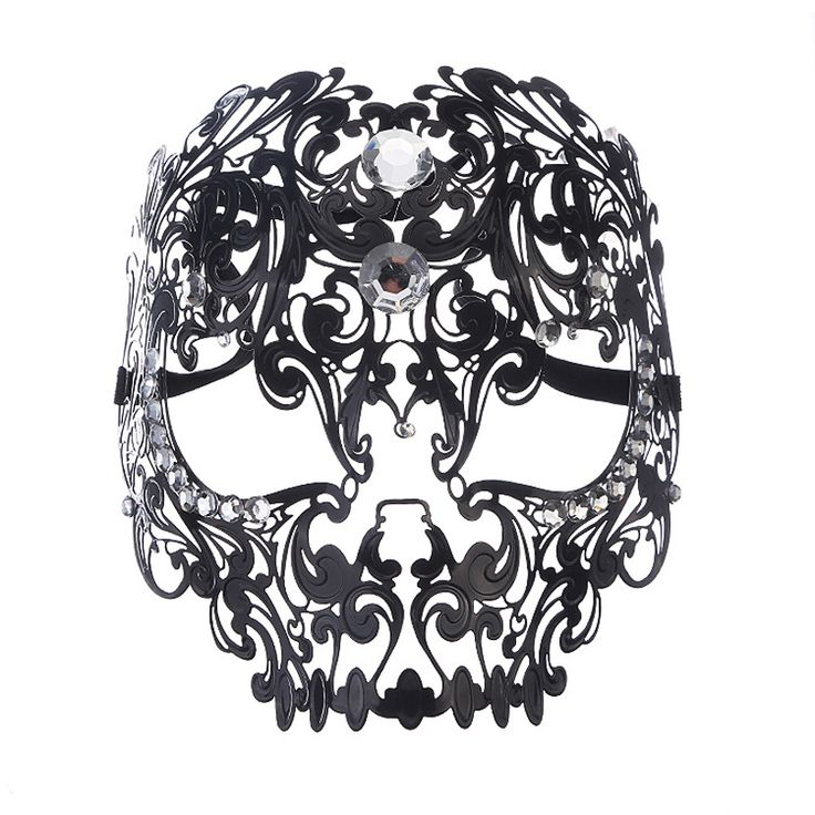 Popular Gothic Masquerade Masks-Buy Cheap Gothic Masquerade Masks ...