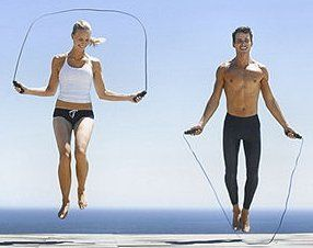 Benefits of Jumping Rope, why haven't I been doing this all along???
