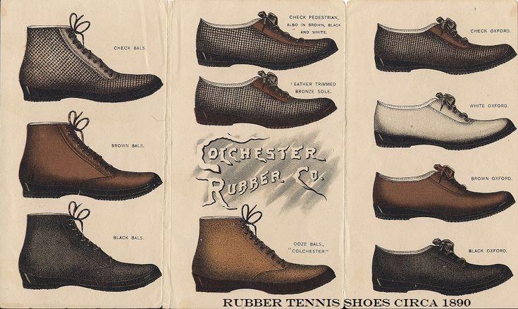 Encyclopedia Of Mens Shoes