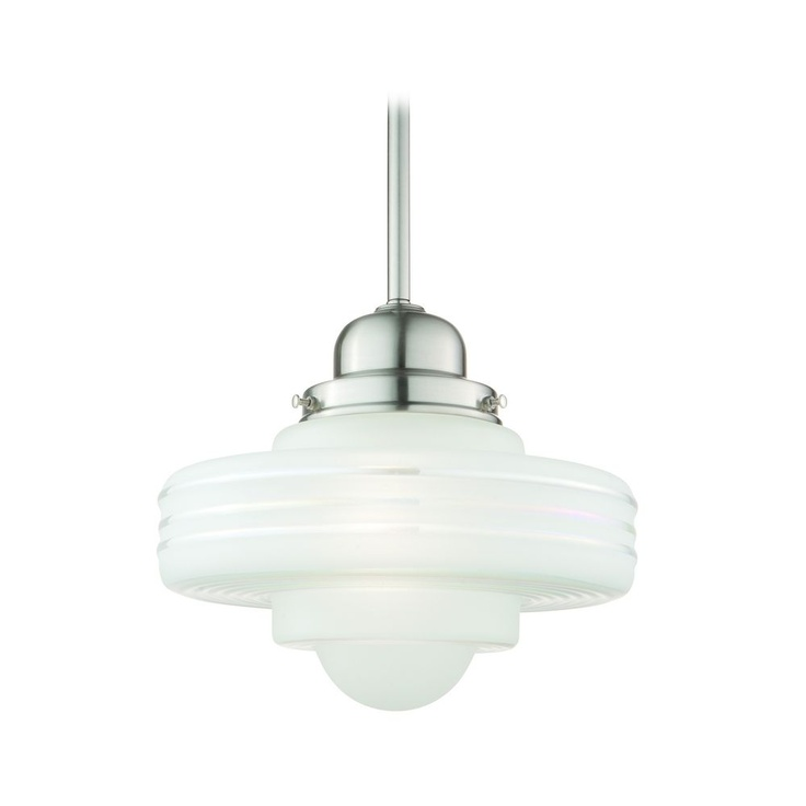 Hudson Valley Lighting Diner Mini-Pendant 7630-SN