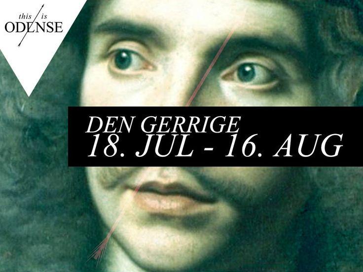 #DenGerrige. Joachim Von And kunne lære noget her. #OdenseSlot #TeaterSlotsgården #Odense #MitOdense #ThisIsOdense Læs anbefalingen på: www.thisisodense.dk/15182/den-gerrige