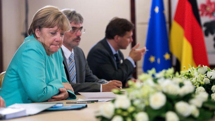 """""""Merkel-Bashing ist verlogen"""": Grüne watschen Merkels Kritiker ab"""