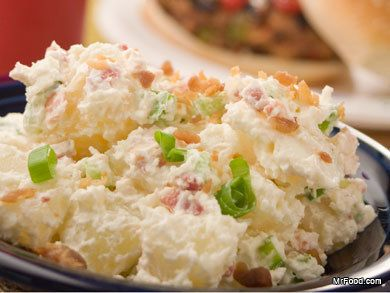 Simply Deli Salads: 28 Best Recipes for Potato Salad, Macaroni Salad & More | from MrFood.com