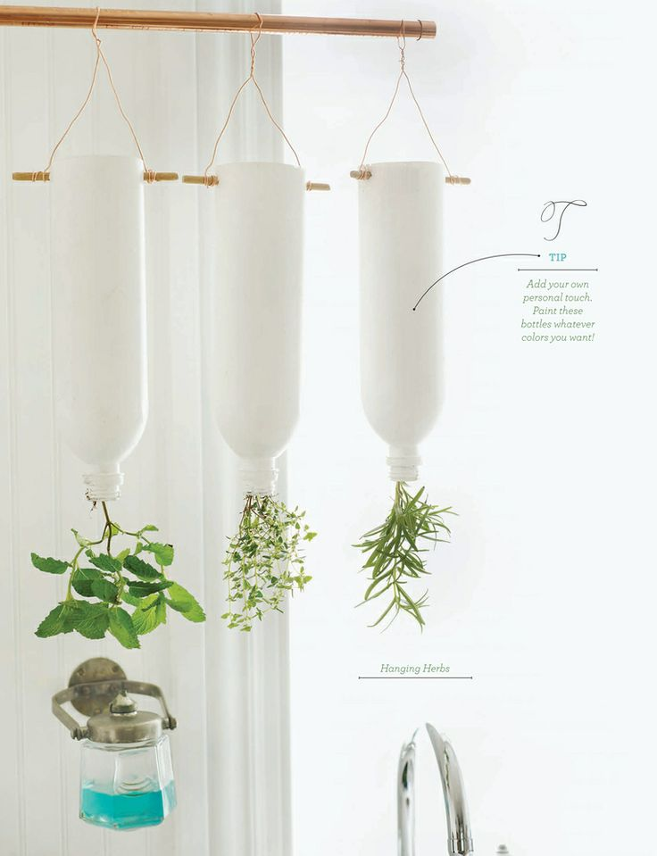 Different indoor herb garden ideas. Doing this one in our kitchen window. . .