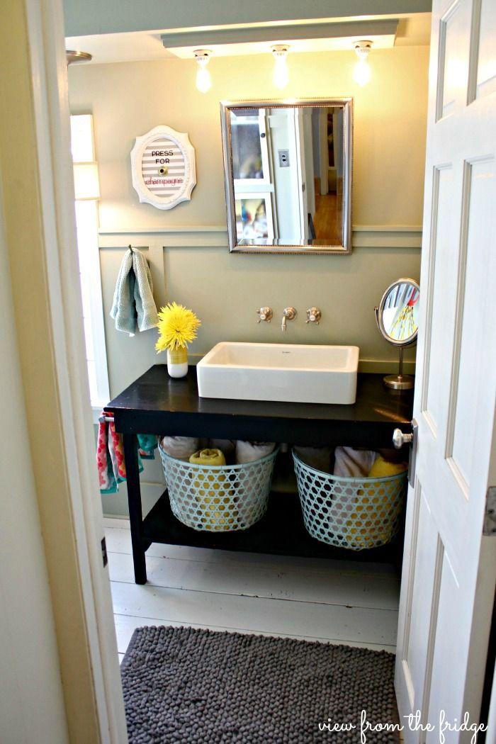 25 Best Ideas About Bathroom Updates On Pinterest Easy Bathroom Updates Restroom Ideas And Diy Bathroom Design Ideas