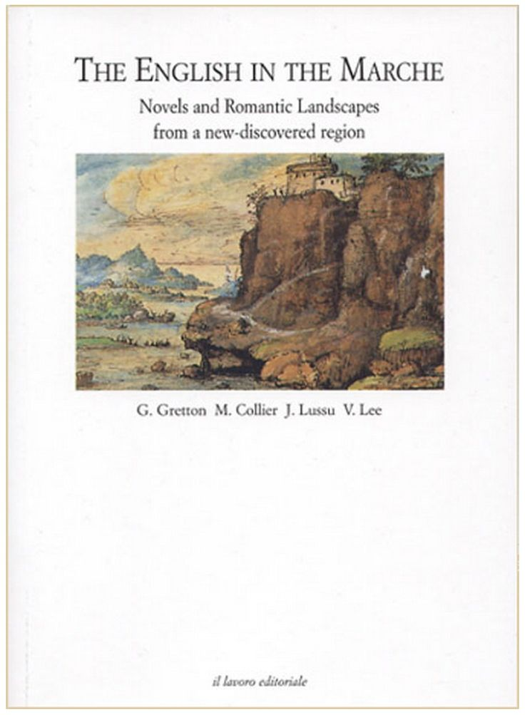 The English in the Marche   eBook 8€