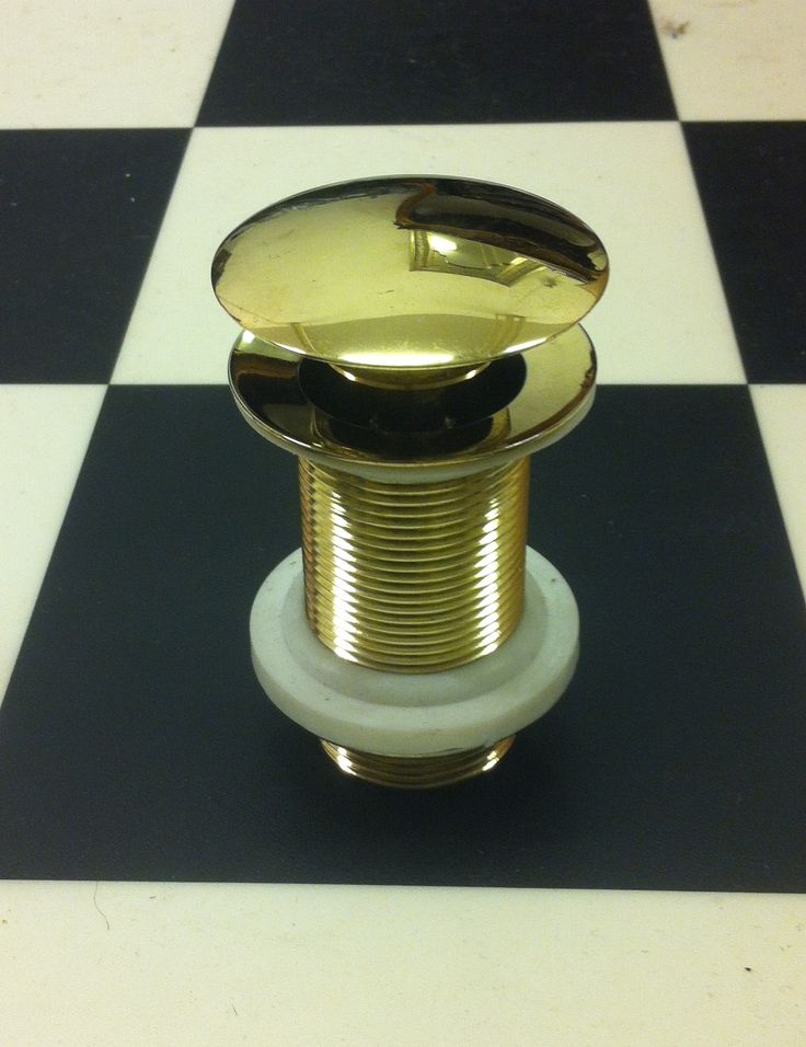 Pop-up ventil till keramikhandfat utan bräddavlopp. Öppnas och stängs med ett lätt tryck. För god komfort. Kan vid montering skruvas ihop helt och är därmed