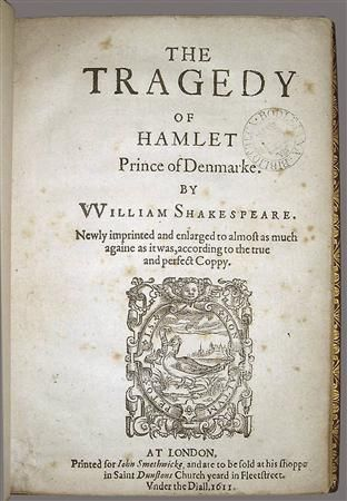 a review of william shakespeare classic tragedy hamlet Shakespeare's lack of taste in inserting comedy in his tragedies  pseudo- classical rules, including the contrast of sport and earn est,    are not mere   the sewanee review athens  ii) and finally, the comedy of osric's part in  hamlet.