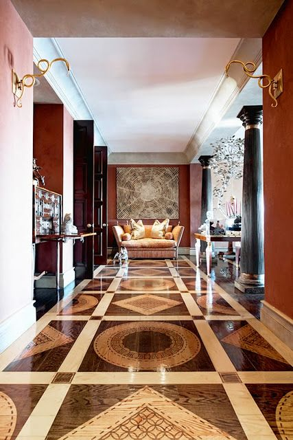 Art Von Foyer : Best luxury homes special features images on pinterest