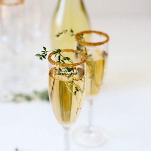 bronze gold cocktail rim sugar by dell cove spice co