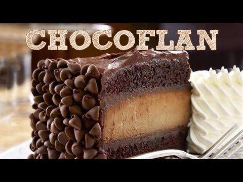 Como hacer CHOCOFLAN o PASTEL IMPOSIBLE Sin Horno   Receta para preparar...Si quieren hacer este pastel, torta, tarta o como le llamen lo unico que necesitan es: - Leche evaporada - Leche condensada - Harina para panqué de chocolate - Huevos - Queso doble crema o queso crema (Philadelphia) - Aceite - Agua - Chispas de chocolate - Frosting o betún de chocolate.
