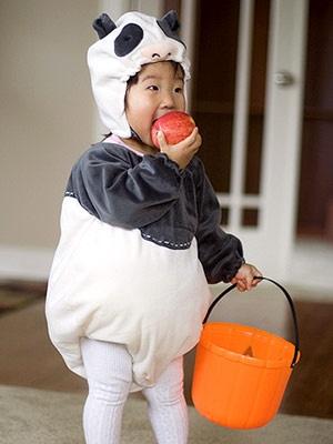 Super Cute Girl Halloween Costumes: Panda (via Parents.com)