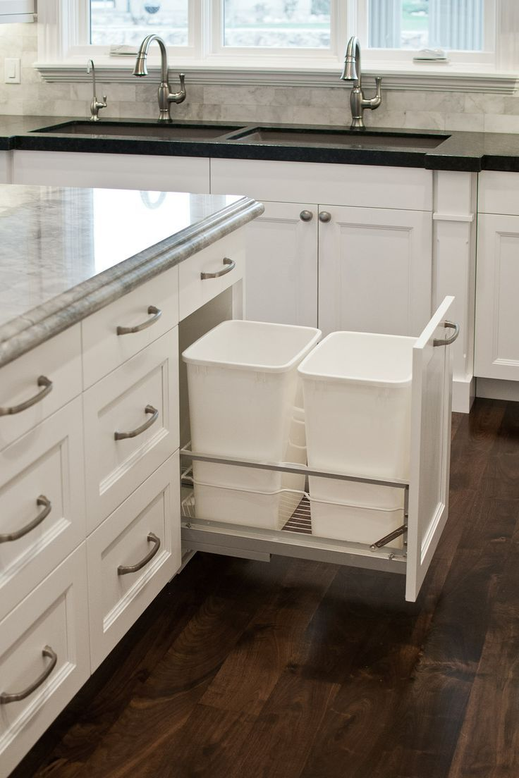 17 best ideas about traditional kitchen trash cans on pinterest traditional trash and - White kitchen trash cans ...