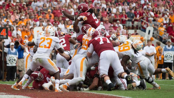 Tennessee at Alabama score, highlights: Tide make easy work of hapless Vols - CBSSports.com