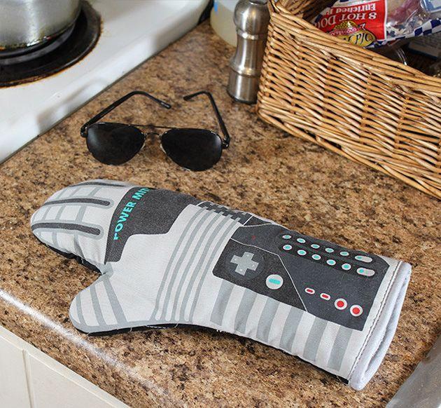 Nintendo Power Oven Mitt