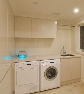 Taren Point Project - Modern - Laundry Room - Sydney - by Nouvelle
