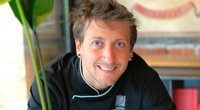 Chef Christian Milone (Trattoria Zappatori, Pinerolo TO)