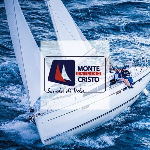 www.montecristosailing.it vacanze in barca a vela all'isola d'elba nellarcipelago toscano, scuola e corsi certificati di barca a vela in toscana www.sitiwebegrafica.it