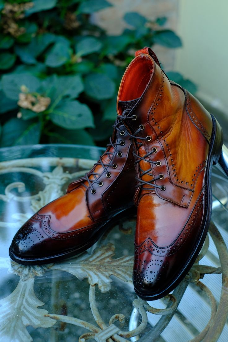The best thing you can do for your shoes is to get a beauty farm treatment by Dandy Shoe Care. Only in this way your shoes remain healthy and beautiful for a very long time indeed. Prevention is the best cure! Please contact Dandy Shoe Care. We will...